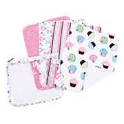 Trend Lab Cupcake Burp Cloth Set