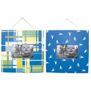 Trend Lab Nantucket 2-pc. Frame Set - Blue
