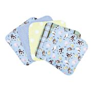 Trend Lab Baby Barnyard 5-pk. Washcloth Bouquet