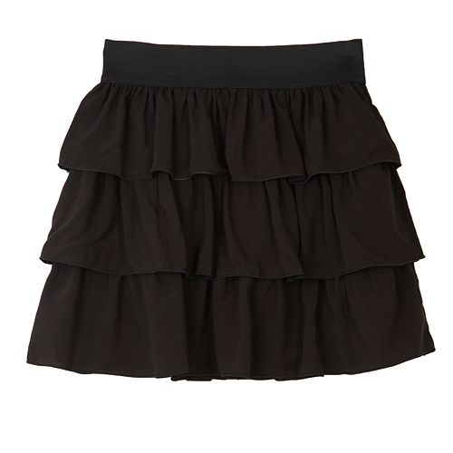 Girls 7-16 IZ Amy Byer Tiered Skirt