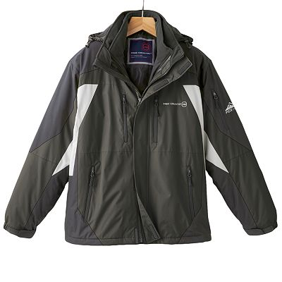 Free Country Multi Ripstop 3-in-1 Systems Jacket - Men
