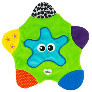 The First Years Starfish Teether Blanket