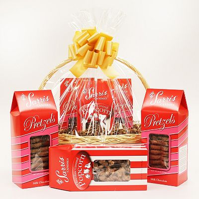 Sarris Candies Movie Mania Gift Basket