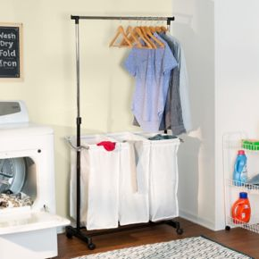 Honey-Can-Do Adjustable-Height Laundry Center