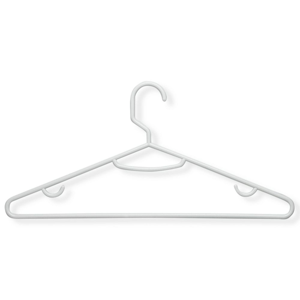 Honey-Can-Do 60-pk. Lightweight Tubular Hangers