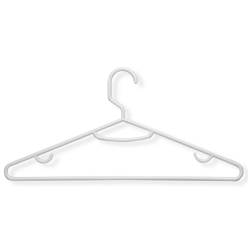 Honey-Can-Do 60-pk. Lightweight Tubular Hangers