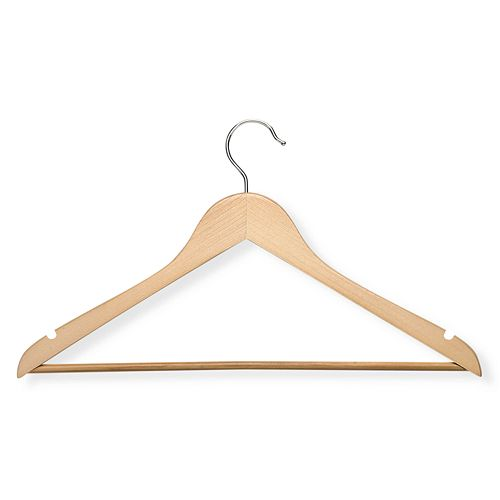 Honey-Can-Do 24-pk. Maple Suit Hangers