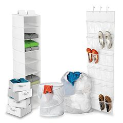 Honey-Can-Do 8-pc. Back-To-School Home Storage Kit