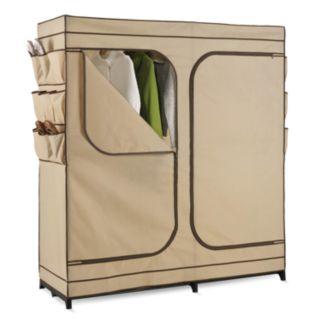 Honey-Can-Do Double-Door Portable Wardrobe