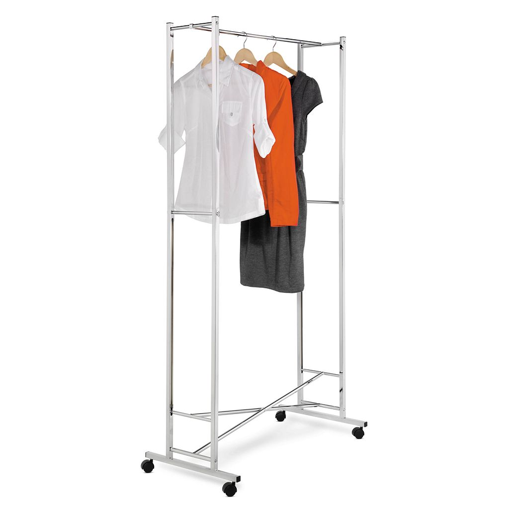 Honey-Can-Do Folding Garment Rack