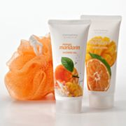Scentsations Mango Mandarin Shower Gel and Body Lotion Gift Set