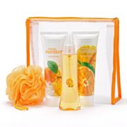 Scentsations Mango Mandarin Shower Gel, Body Mist and Body Lotion Gift Set
