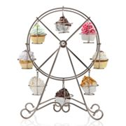 Godinger Wheel Cupcake Holder