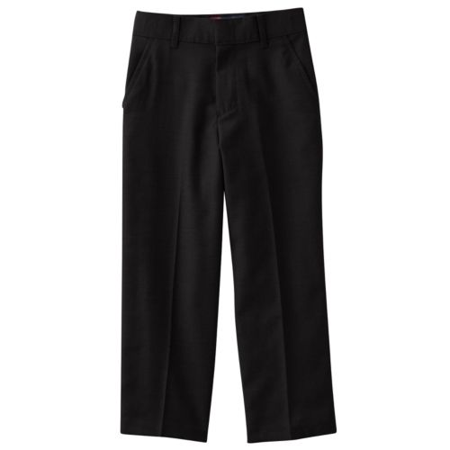 Chaps Gabardine School Uniform Dress Pants - Boys 4-7x