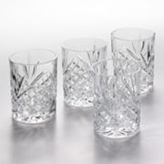 Shannon by Godinger 4-pc. Dublin Double Old Fashioned Glass Set