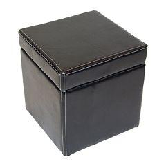 Box Storage Ottoman