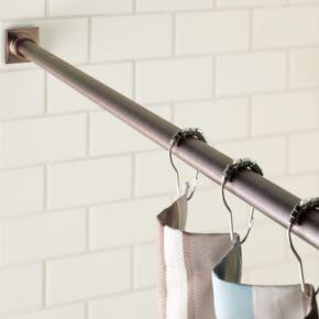 Home Classics® Legion Shower Curtain Rod