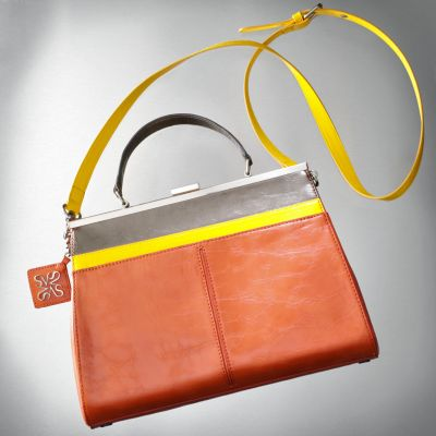 Simply Vera Vera Wang Stella Colorblock Satchel
