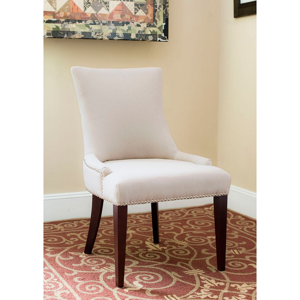 Safavieh Julia Linen Dining Chair