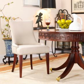 Safavieh Julia Linen Dining Chair