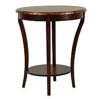 Safavieh Aidan Beidermeir Round Side Table