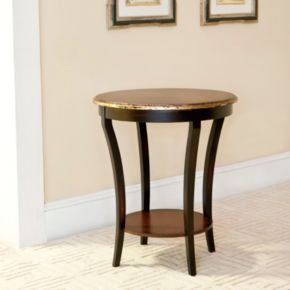 Safavieh Aidan Beidermeir Round Side Table