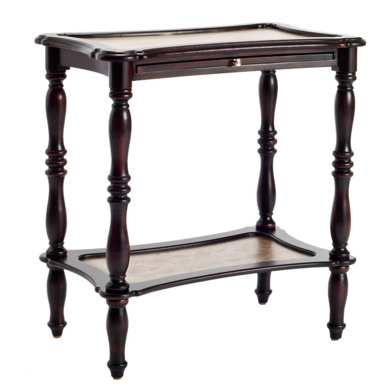 Safavieh Ethan End Table, Brown