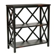 Safavieh Oliver Low Etagere Bookshelf