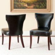 Safavieh 2-pc. Joseph Side Chair Set