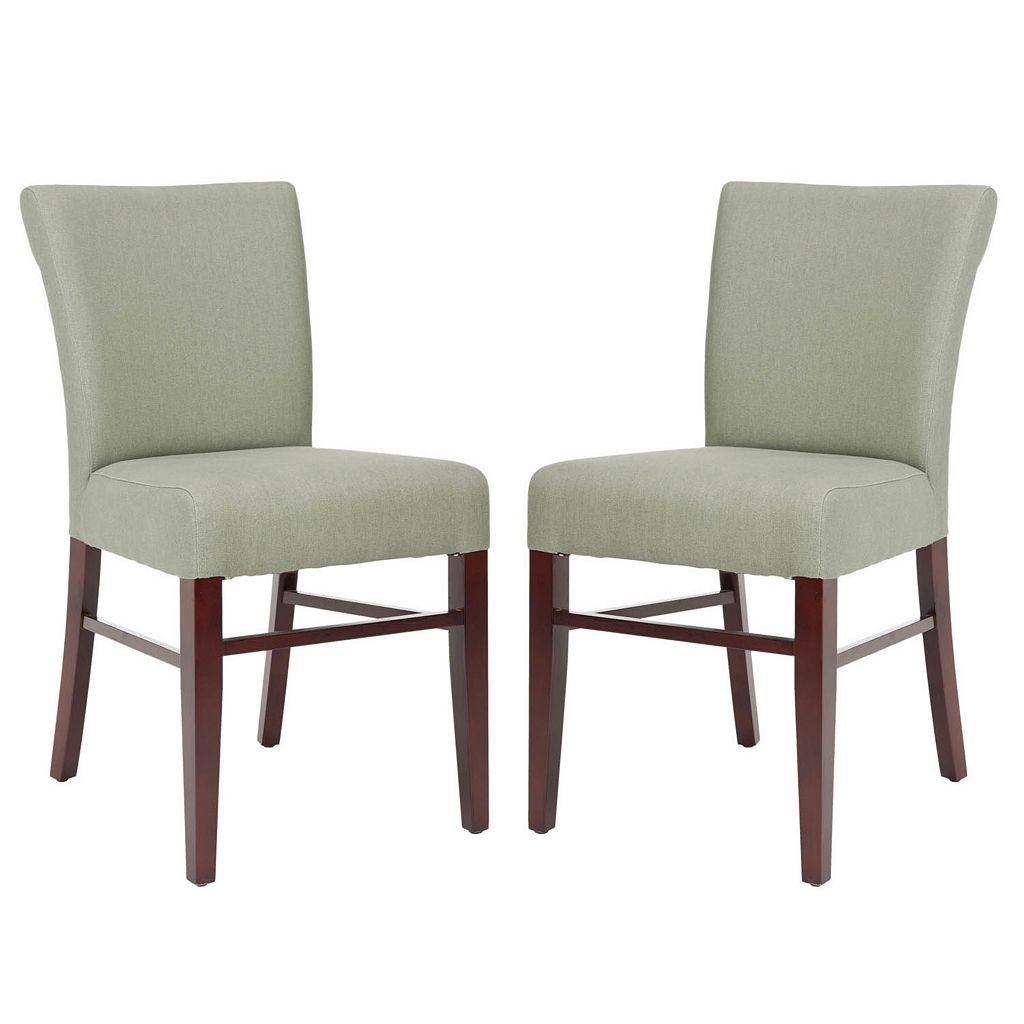 Safavieh 2-pc. Tristan Side Chair Set