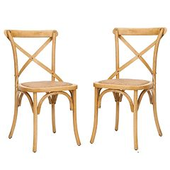 Safavieh 2-pc. Benjamin Side Chair Set