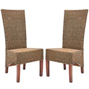 Safavieh 2-pc. Owen Side Chair Set