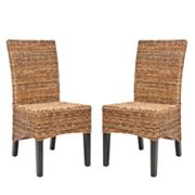 Safavieh 2-pc. Ella Side Chair Set