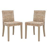 Safavieh 2-pc. Gavin Side Chair Set