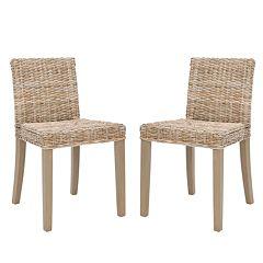 Safavieh 2-pc. Gavin Side Chair Set by