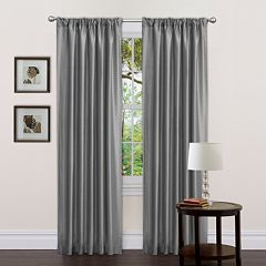 Lush Decor 2-pack Delila Window Curtains - 42' x 84'
