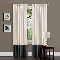 Lush Decor 2-pack Milione Fiori Window Curtains - 42