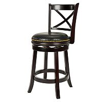 Safavieh Lucas Swivel Counter Stool