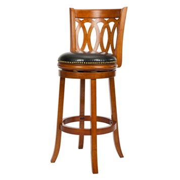 Safavieh William Swivel Bar Stool