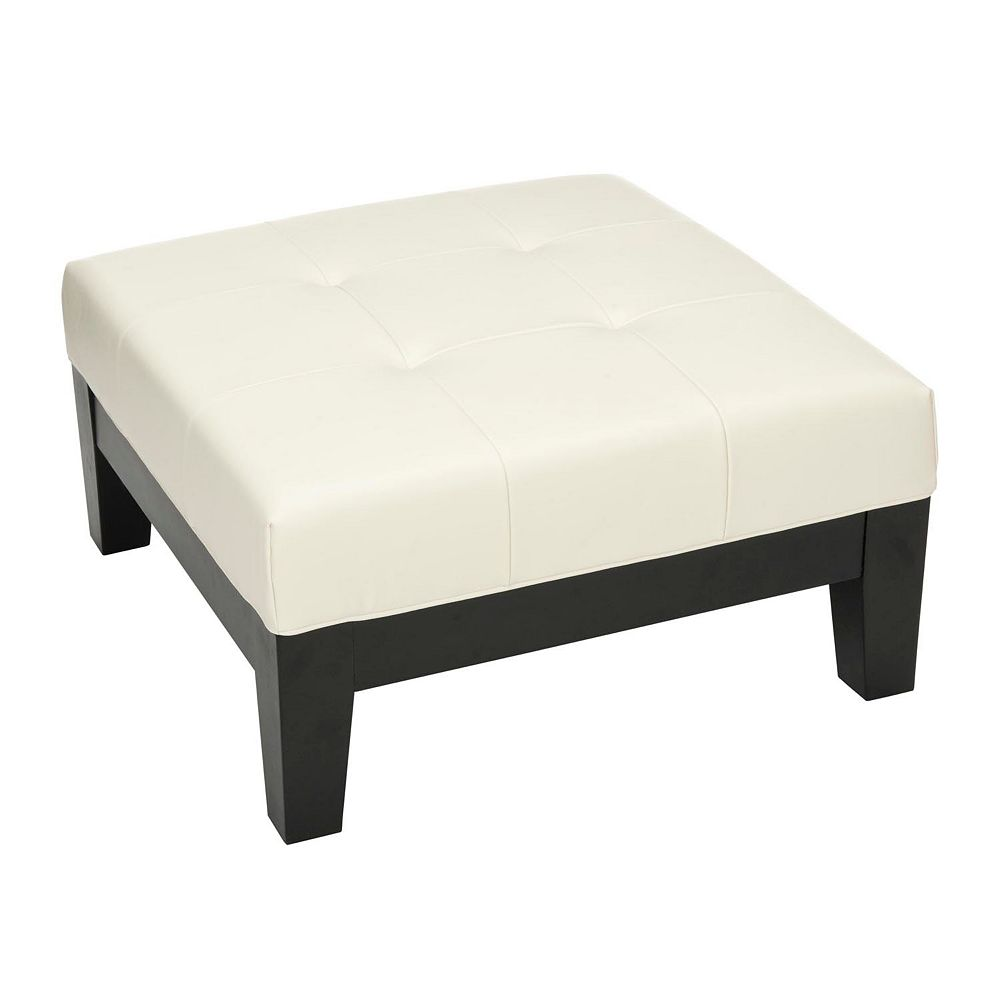 Safavieh Henry Square Cocktail Ottoman