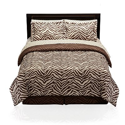 The Big One Savannah 8-pc. Bed Set - Queen