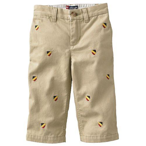 Chaps Chino Pants - Baby