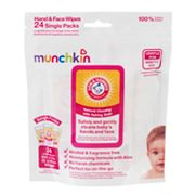 Arm and Hammer 24-pk. Nursery Wipes by Munchkin