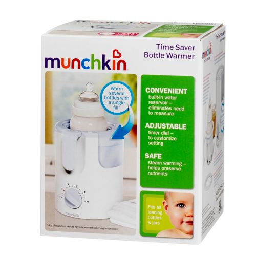 Munchkin Time-Saver Bottle Warmer