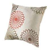 Dahlia Decorative Pillow