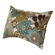 Pansy Garden Decorative Pillow