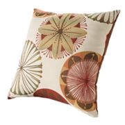 Lily Pad Decorative Pillow