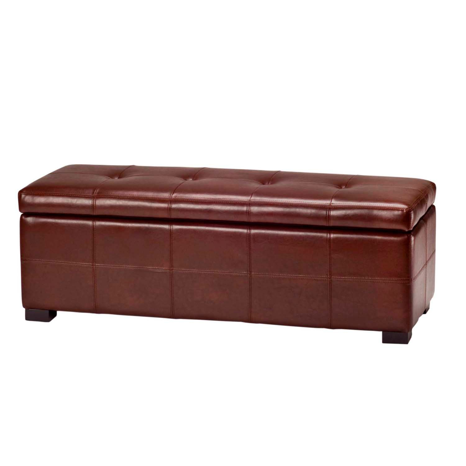 Safavieh Vivienne Large Tufted Storage Bench