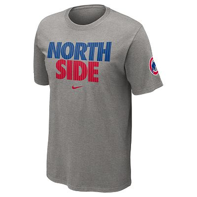Nike Chicago Cubs Local Tee - Men
