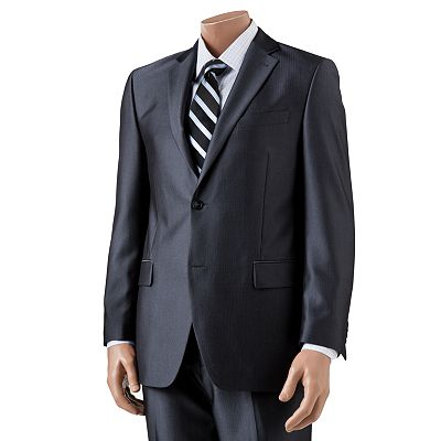 Apt. 9 Slim-Fit Herringbone Suit Jacket